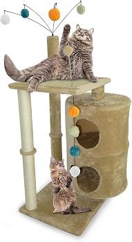 BEST FUN ADULT CAT TOWER