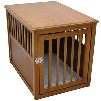 BEST FURNITURE STYLE DOG CRATE NIGHTSTAND summary