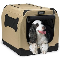 BEST HEAVY DUTY CAMPING DOG CRATE Summary