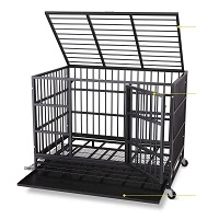 BEST HEAVY DUTY DOG CRATE FOR ROTTWEILER summary