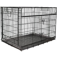 BEST INDOOR DOG CRATE FOR PITBULL Summary