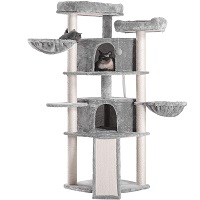 BEST KING SIZE CAT BED TOWER summary