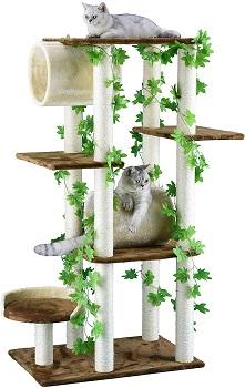BEST LARGE AESTHETIC CAT TREE