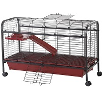 BEST LARGE BUNNY TRAVEL CAGE summary