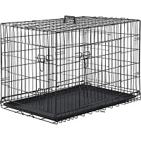 BEST LARGE COLLAPSE METAL DOG CRATE Summary