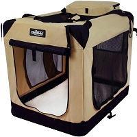 BEST LARGE SOFT COLLAPSIBLE DOG CRATE Summary