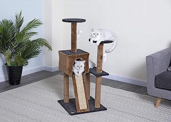 BEST MEDIUM CAT TREE FOR KITTENS