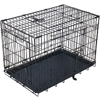 BEST MEDIUM CRATE DIVIDER PANEL WITH DOOR summary