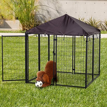 BEST METAL CAGE DOG HOUSE
