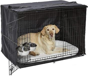 BEST METAL DOG SLEEPING CAGE