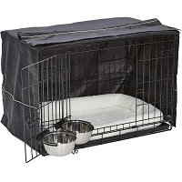 BEST METAL DOG TENT CRATE Summary