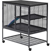 BEST METAL TWO STORY RABBIT CAGE summary