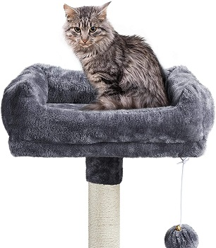 BEST MODERN 72 INCHES CAT TREE