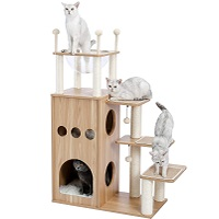 BEST MODERN CAT BED TOWER summary