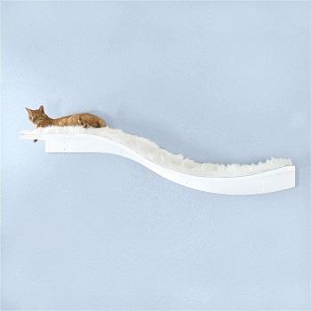 BEST MODERN CAT CLIMBING WALL SHELVES