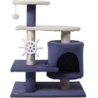 BEST MODERN CAT TREE FOR SMALL APARTMENT summary