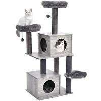BEST MODERN LARGE CAT TREEHOUSE summary
