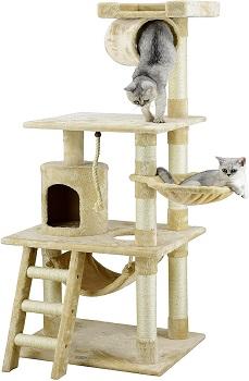 BEST MULTI-LEVEL ADULT CAT TOWER