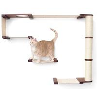 BEST MULTI-LEVEL CAT WALL JUNGLE GYM summary