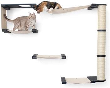 BEST MULTI-LEVEL CAT WALL JUNGLE GYM