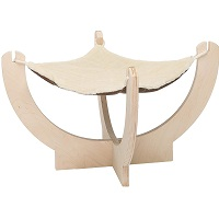 BEST NATURAL CAT HAMMOCK WITH STAND summary