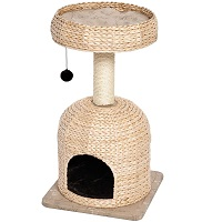 BEST OF BEST BOHO CAT TREE summary