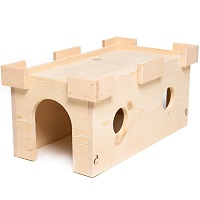 BEST OF BEST BUNNY HIDE HOUSE summary