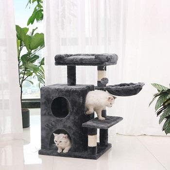 BEST OF BEST CAT BED TREE