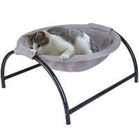 BEST OF BEST CAT HAMMOCK WITH STAND summary