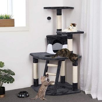 BEST OF BEST CAT SCRATCHER CONDO TREE