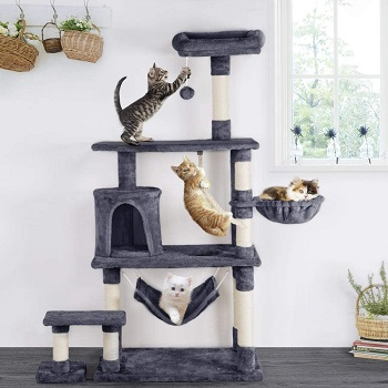 BEST OF BEST CAT TOWER FOR FAT CATS