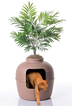 BEST OF BEST CAT TOWER WITH LITTER BOX