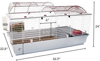 BEST OF BEST COOL BUNNY CAGES
