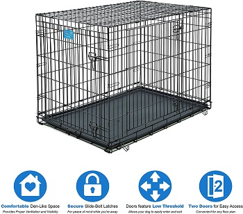 BEST OF BEST DOG CAGE FOR PITTBULL