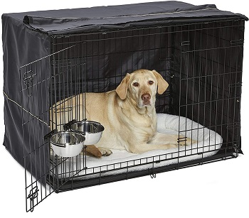 BEST OF BEST ENCLOSED DOG CAGE