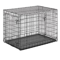 BEST OF BEST FOLDING METAL DOG CRATE Summary
