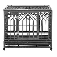 BEST OF BEST HEAVY DUTY DOG CRATE FOR SEPARATION ANXIETY SUmmary