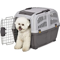BEST MEDIUM DOG CAGE FOR FLYING Summary