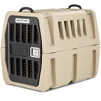 BEST PLASTIC HEAVY DUTY DOG CRATE FOR SEPARATION ANXIETY Summary