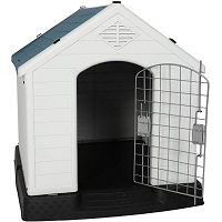 BEST PLASTIC HOUSE SHAPED DOG CRATE Summary