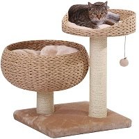 BEST SMALL BOHO CAT TREE summary