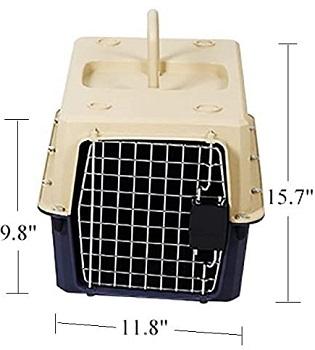 BEST SMALL BUNNY TRAVEL CAGE