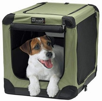 BEST SMALL CAMPING DOG CRATE