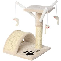 BEST SMALL CAT TOWER TOY summary