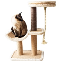 BEST SMALL CAT TREE FOR ADULT CATS summary