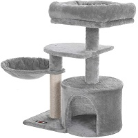 BEST SMALL CAT TREE FOR FAT CATS summary