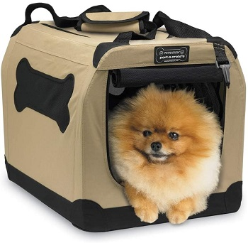 BEST SOFT X SMALL DOG CRATE