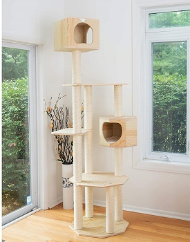 BEST TALL ATTRACTIVE CAT TREE