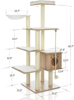 BEST TALL AWESOME CAT TREE