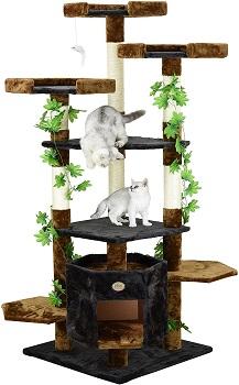 BEST TALL BEAUTIFUL CAT TREE